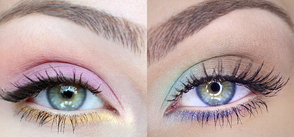 Spring Eye Makeup Ideas 2016 - Girlshue