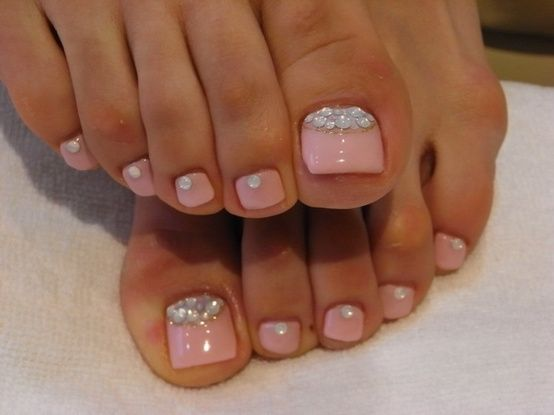 Toe Nail Art Ideas for Spring 2016 6