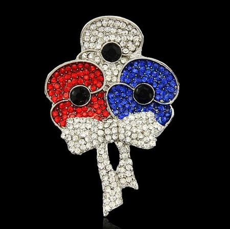 Remembrance Poppy Accessories for Memorial Day 2016 8