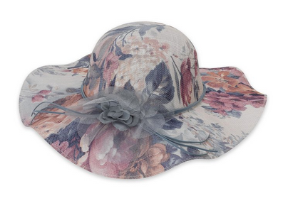 Floral Hats for Spring 2016 6