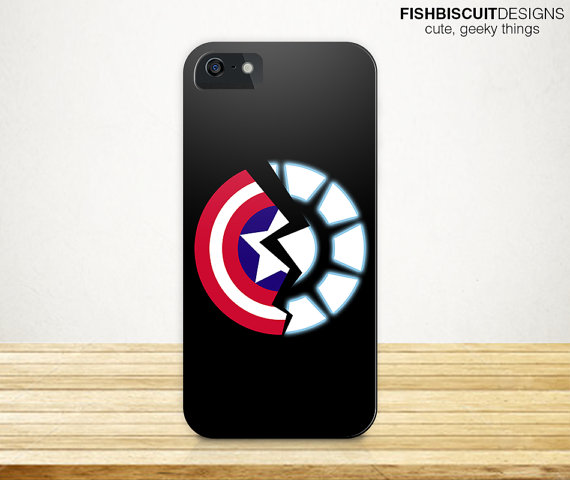 Captain America: Civil War iPhone 6/6s Cases 2016 8