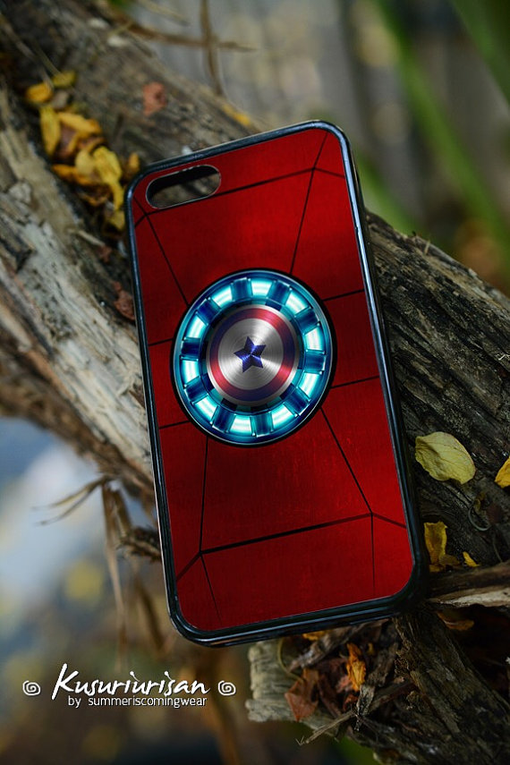 Captain America: Civil War iPhone 6/6s Cases 2016 11