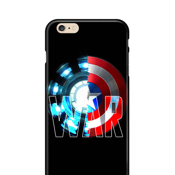 Captain America: Civil War iPhone 6/6s Cases 2016 14