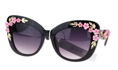 Floral Sunglasses for Spring 2016 8