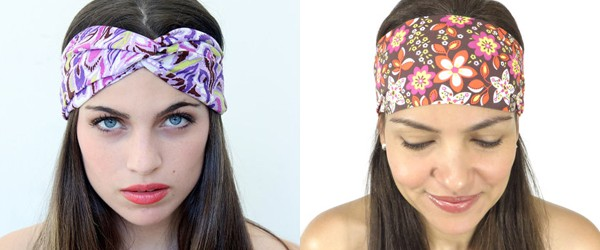10 Lovely Floral Headbands