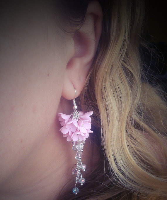 15+ Floral Earrings 2016 15