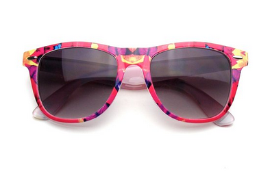 Floral Sunglasses for Spring 2016 7