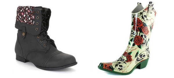 25+ Fashionable Boots for Spring 2016