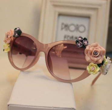 Floral Sunglasses for Spring 2016 5