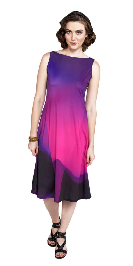 Amazing Ombre Dresses for Spring 2016 1