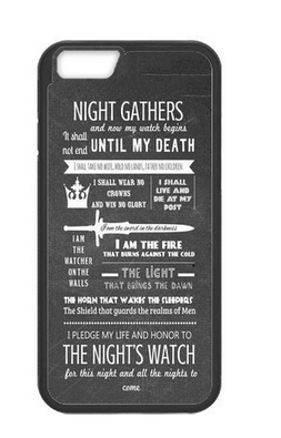 Game of Thrones iPhone 6 Cases 2