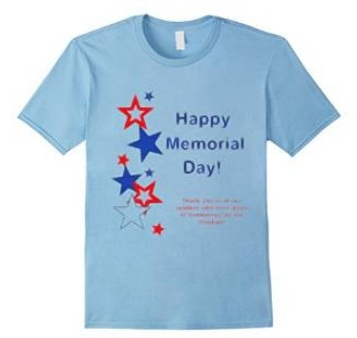 Memorial Day T-Shirts 2016 2