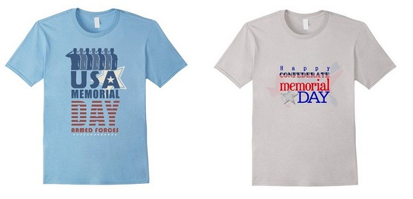 Memorial Day T-Shirts 2016