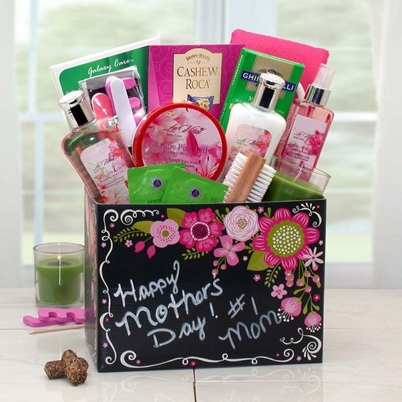 Mother's Day Gift Baskets for 2016 1