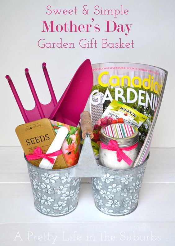 Mother's Day Gift Baskets for 2016 5