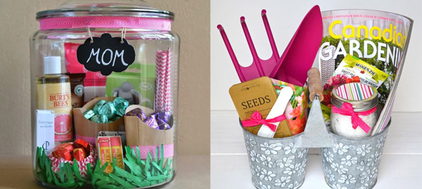 Mother's Day Gift Baskets for 2016