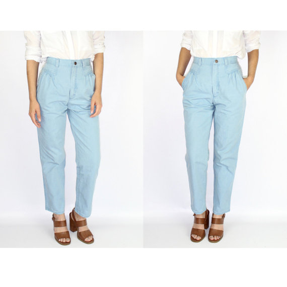 Pastel Jeans for Spring 2016 2