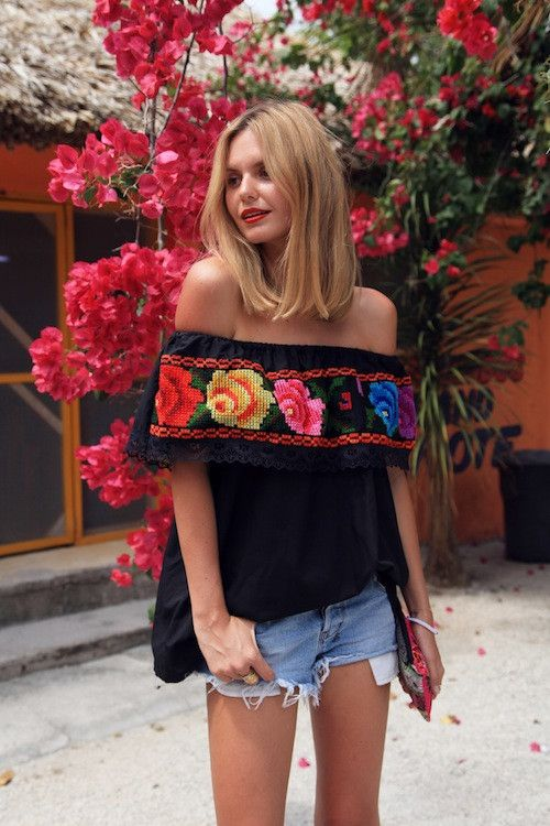 Peasant Tops for Spring 2016 18
