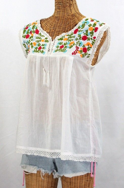 Peasant Tops for Spring 2016 19