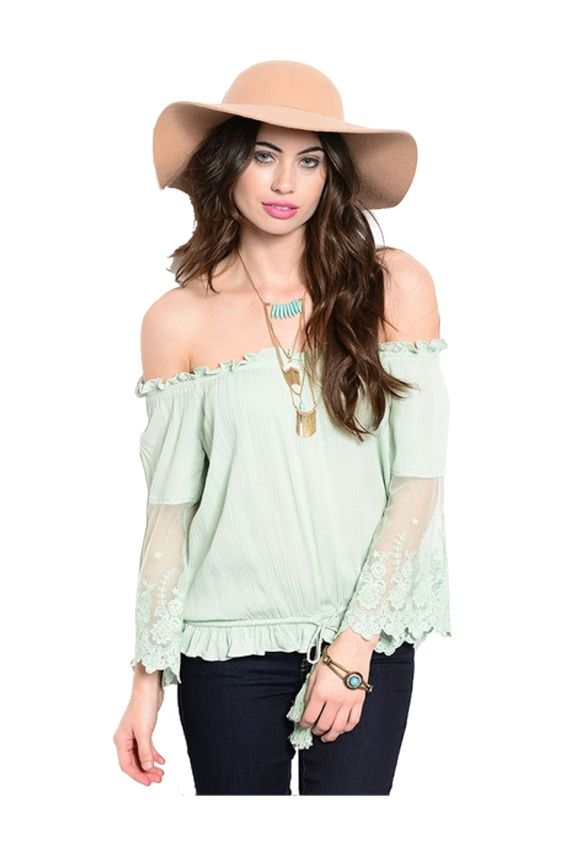 Peasant Tops for Spring 2016 20
