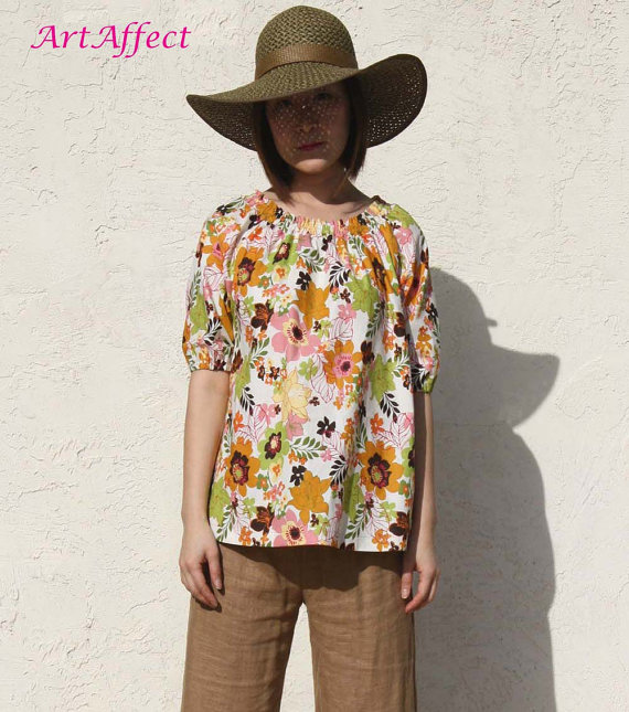 Peasant Tops for Spring 2016 7