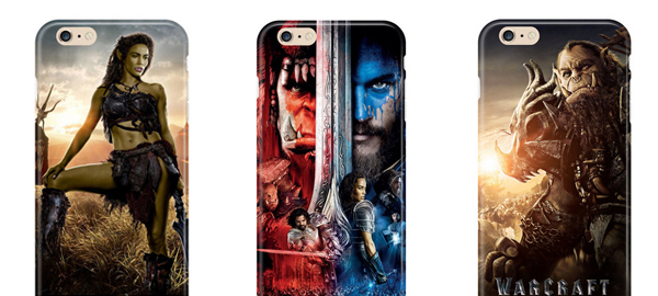 15 Warcraft Themed iPhone Cases