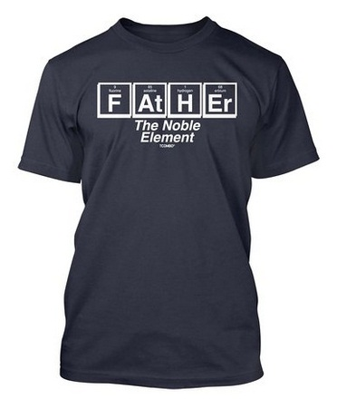 20+ Funny and Creative Father's Day T-Shirts 2016 9