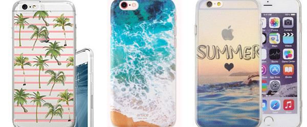 25+ Summer iPhone Cases 2016
