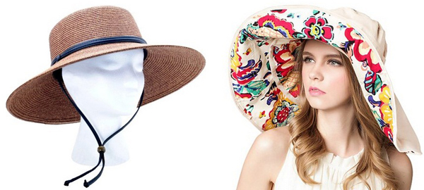 Fashionable Sun Hats for Summer 2016