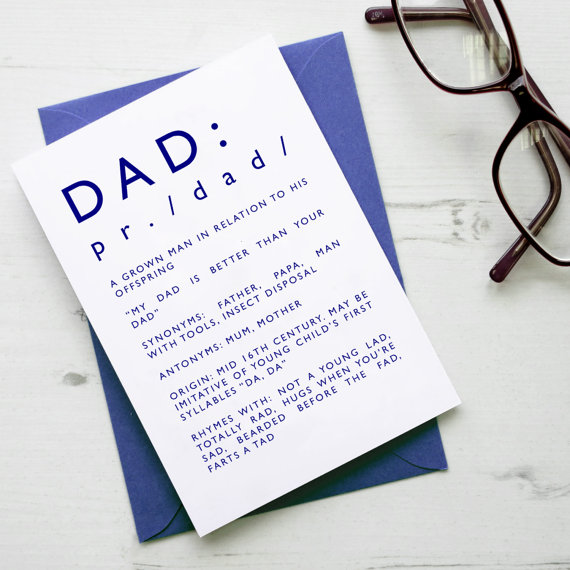 Funny and Creative Father's Day Cards for 2016 10
