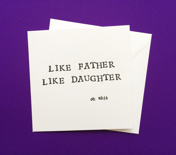 Funny and Creative Father's Day Cards for 2016 3