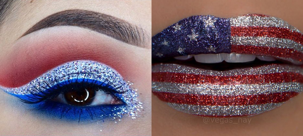 Independence Day Make Up 2016