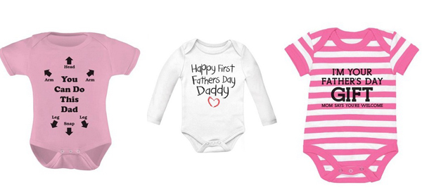 Toddlers and Children's Shirts and Dresses for Father's Day 2016