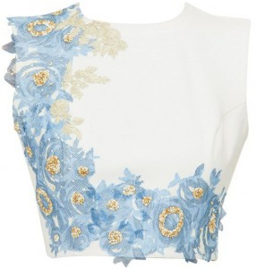 15 Gorgeous Crop tops for Spring 2016 1