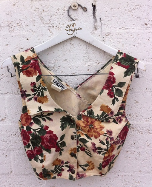 15 Gorgeous Crop tops for Spring 2016 11