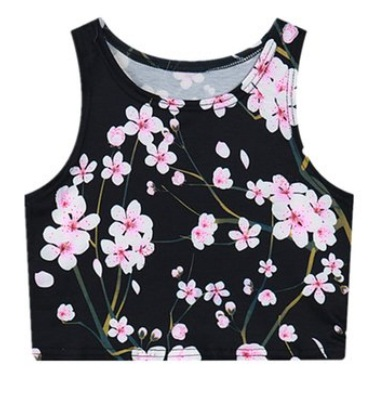 15 Gorgeous Crop tops for Spring 2016 14