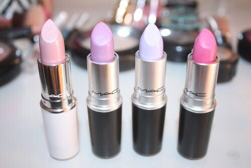 Pastel Lipsticks, Lipstick Ideas and Colors For Spring 2016 4