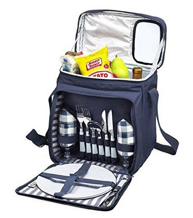 20+ Amazing Picnic Baskets and Bags for Summer 2016 11