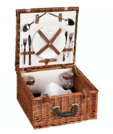 20+ Amazing Picnic Baskets and Bags for Summer 2016 12