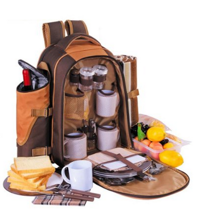 20+ Amazing Picnic Baskets and Bags for Summer 2016 14