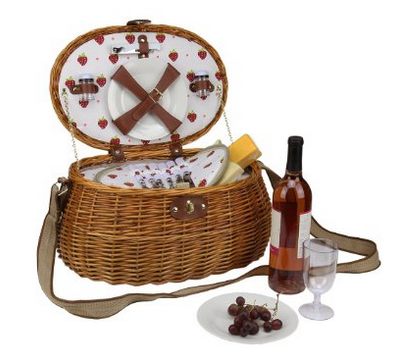 20+ Amazing Picnic Baskets and Bags for Summer 2016 16
