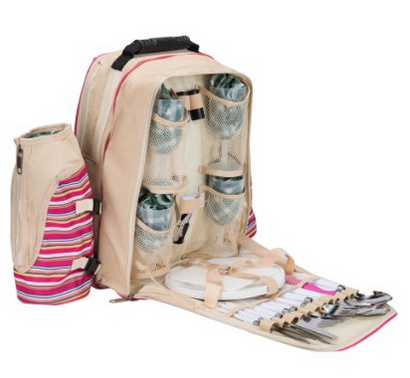20+ Amazing Picnic Baskets and Bags for Summer 2016 22