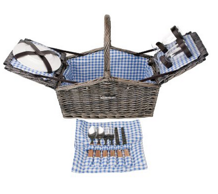 20+ Amazing Picnic Baskets and Bags for Summer 2016 5