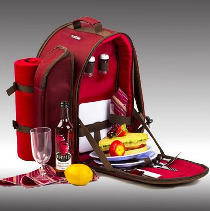 20+ Amazing Picnic Baskets and Bags for Summer 2016 6