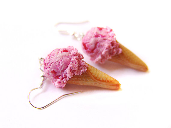 20+ Ice Cream-Themed Jewelry Items for Summer 2016 11