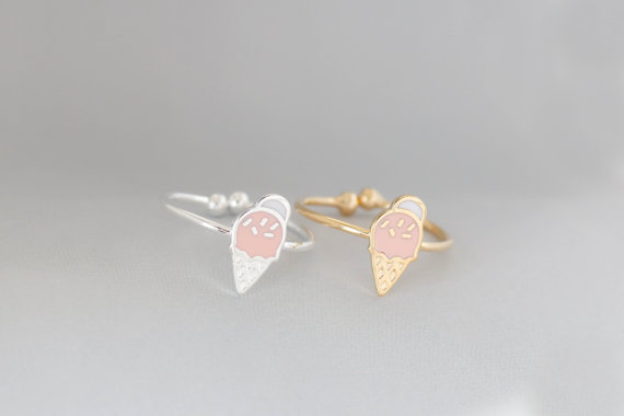 20+ Ice Cream-Themed Jewelry Items for Summer 2016 12
