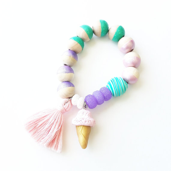 20+ Ice Cream-Themed Jewelry Items for Summer 2016 15