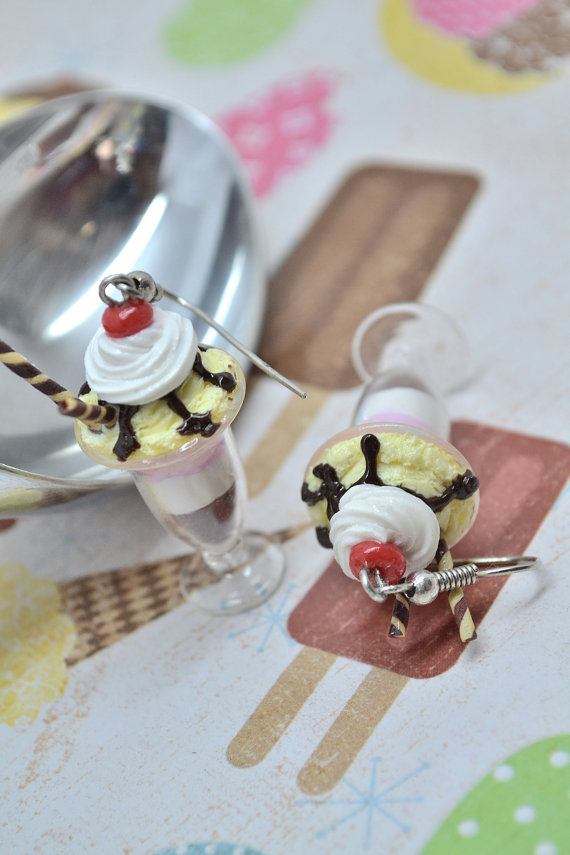 20+ Ice Cream-Themed Jewelry Items for Summer 2016 16