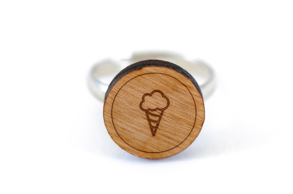 20+ Ice Cream-Themed Jewelry Items for Summer 2016 17