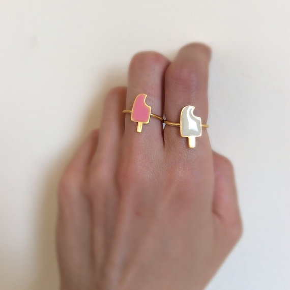 20+ Ice Cream-Themed Jewelry Items for Summer 2016 20